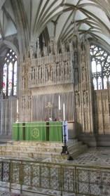 Bristol cathédrale