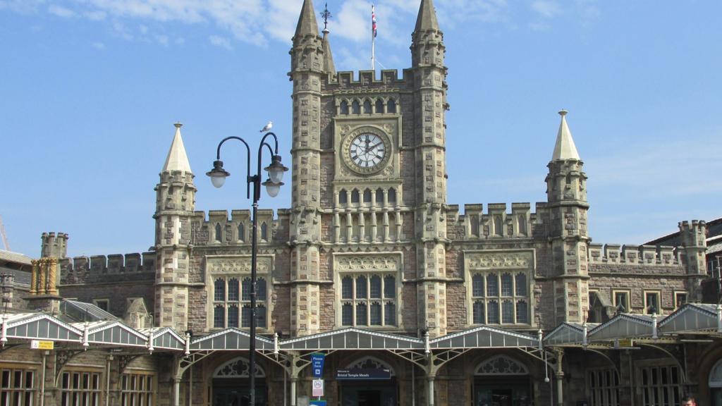 Bristol gare