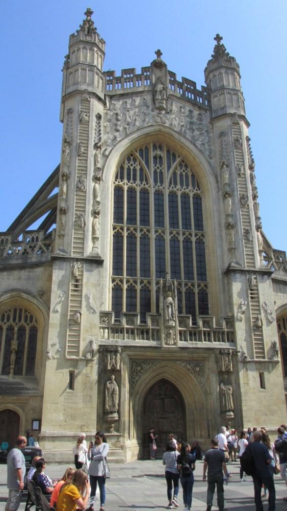 Bath la cathédrale