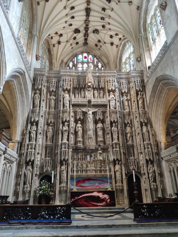 Winchester cathédrale