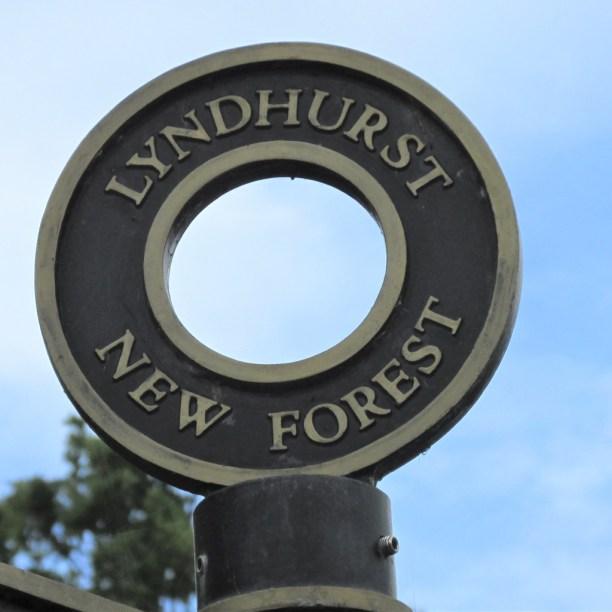 New forest Lyndhurst