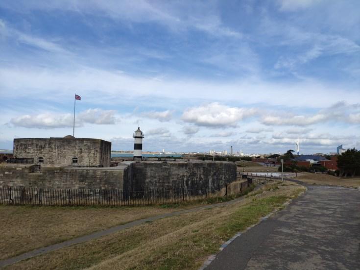 Portsmouth: southsea castle