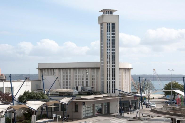 Brest : la gare