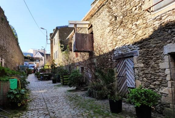 Brest: rue St Malo