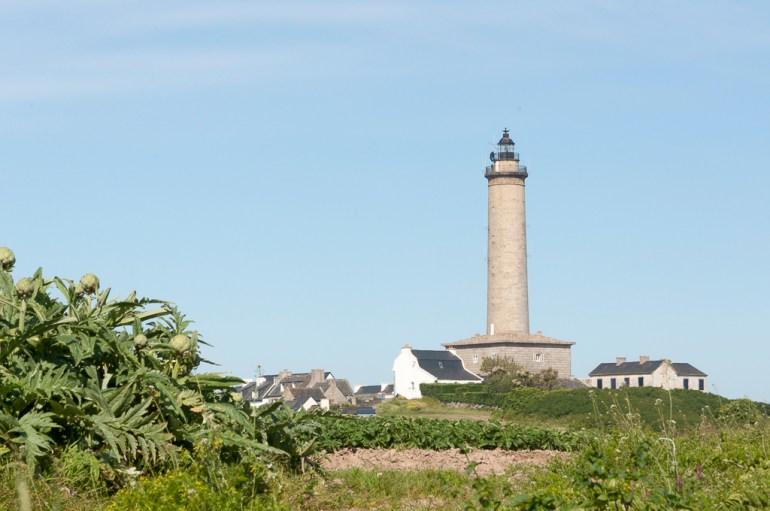 Ile de Batz, le phare