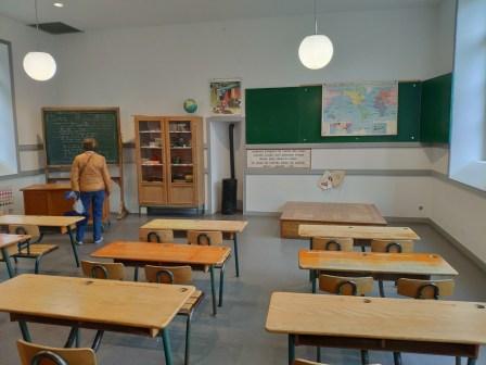 Le Menez Hom, ancienne école 3