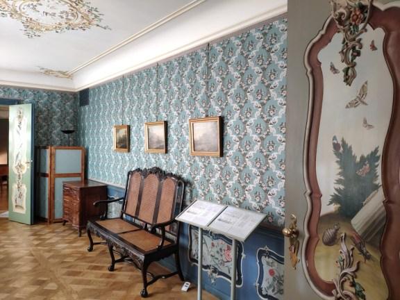 Gdansk musée intérieurs bourgeois