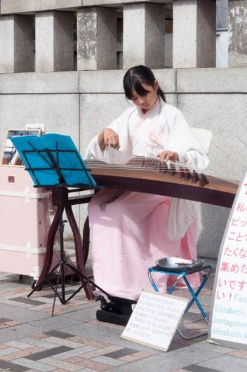 Tokyo: quartier Omotesando Takeshida dori