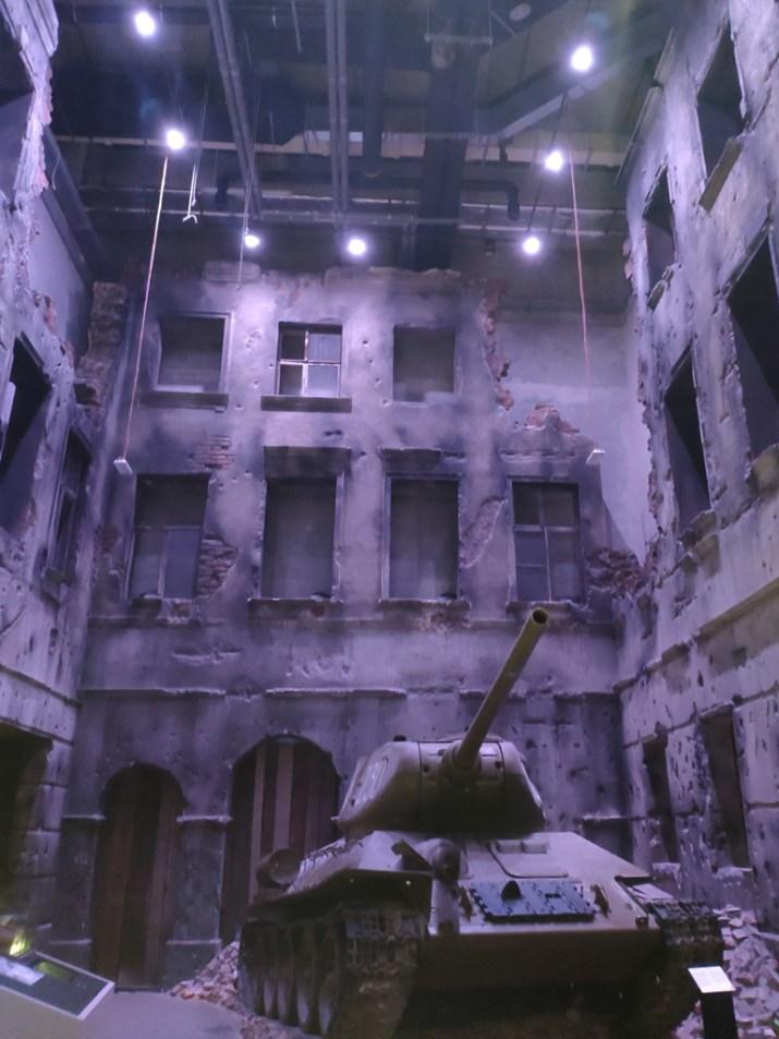 Varsovie musée insurrection