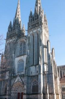 quimper cathédrale