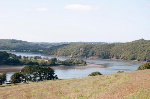rivière Aulne Crozon