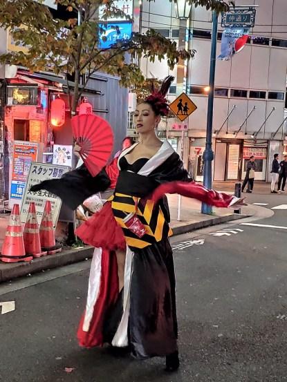 Tokyo shinjuku nichome