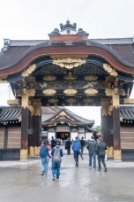 Kyoto nijo Jo castle