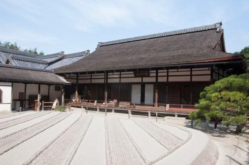 Kyoto: Jinkaku ji