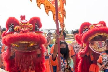 tainan procession a anping