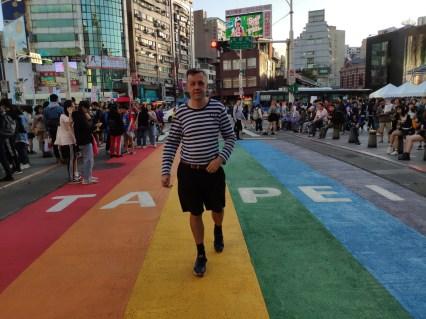 Taipei : le très gay friendly quartier de Ximen