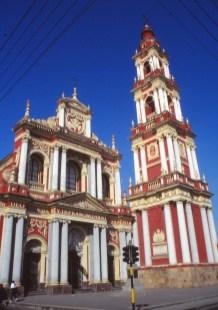 Belle église à Salta