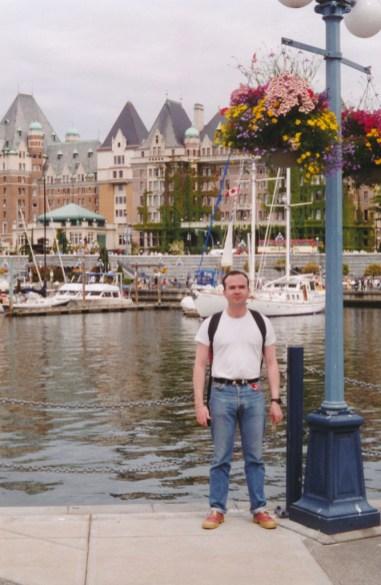 Victoria, ile de Vancouver