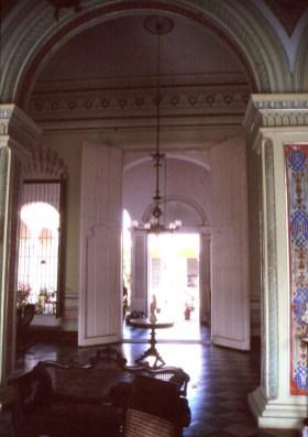 Maison bourgeoise à Trinitad