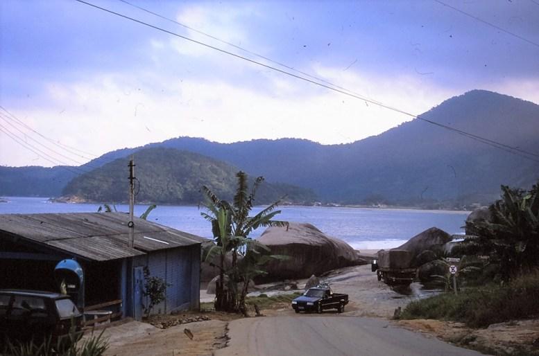146 br plage près paraty