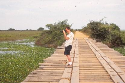 La Transpantaneira 140 km