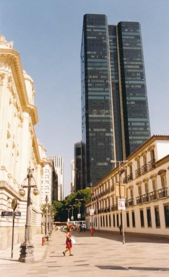 Le centre de Rio
