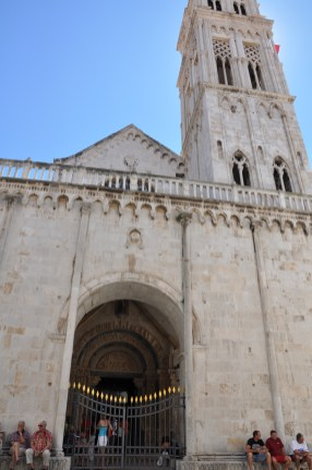 Youg 890 Trogir cathédrale saint laurent