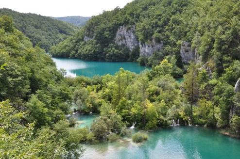 Youg 980 lacs de Plitvice