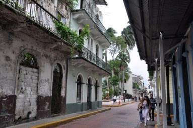 les balcons du casco viejo