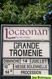 Locronan Tromenie