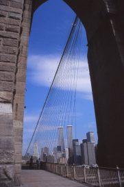 New York Brookling bridge 2