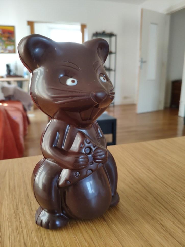 Brest: le chocolatier a ouvert pour Pâques