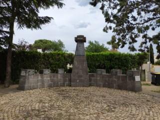 Agde emplacement du camp (1938-1944)