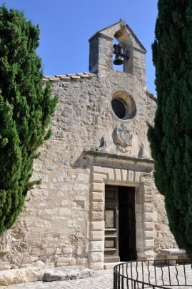 Petite église aux Baux de Provence