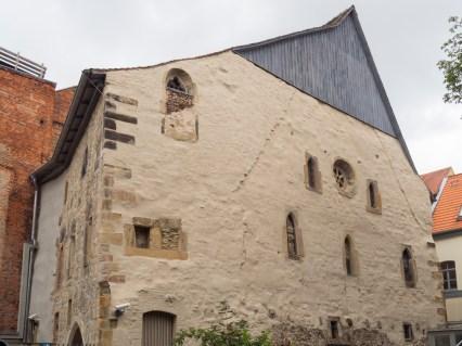 Erfurt alte synagogue