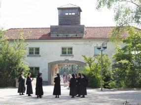 Dachau (entrée du camp)
