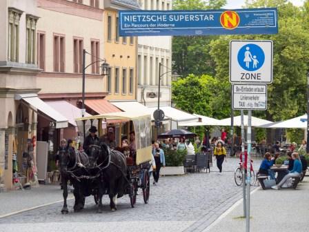 Weimar centre ville