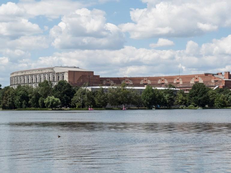 Nuremberg site des congrès
