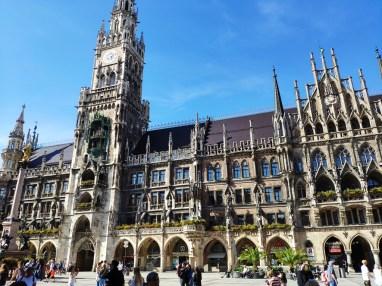 Munich Hôtel de ville