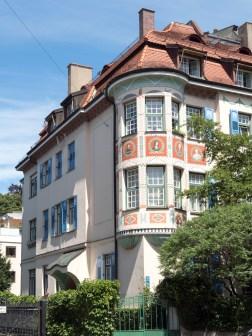 Munich-quartier Schwabin