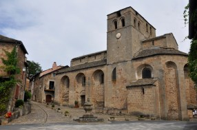 Basilique (XIème) de Casletnau-Pégayrols