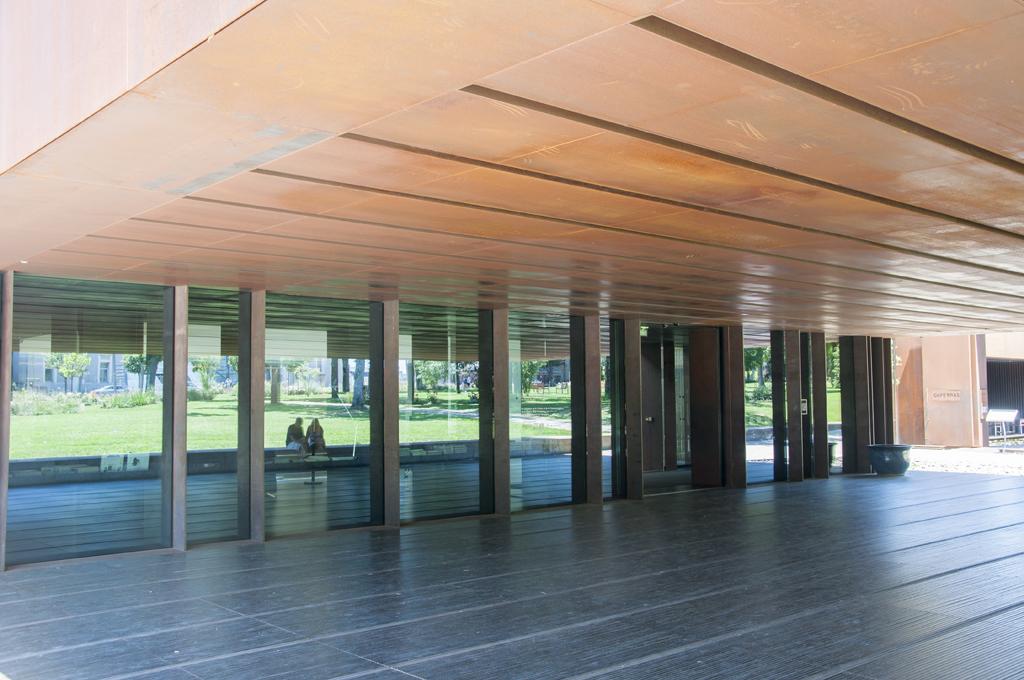 Rodez musée Soulage