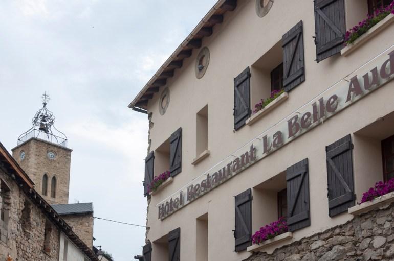 Matemale Auberge La belle Aude