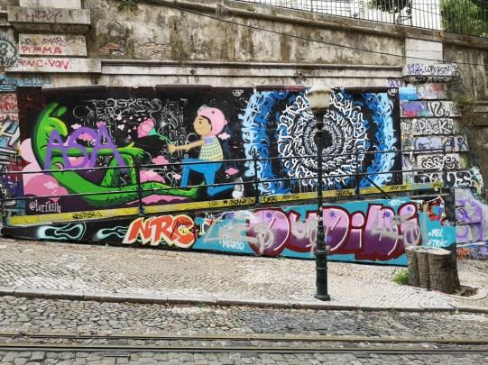 Lisbonne street art