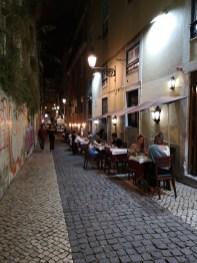 Bairro Alto by night