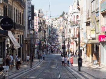 Porto rue Santa Catarina