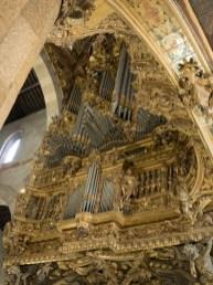 Braga Cathédrale:l'orgue