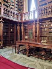 Coimbra: Université bibliothèque Joanine