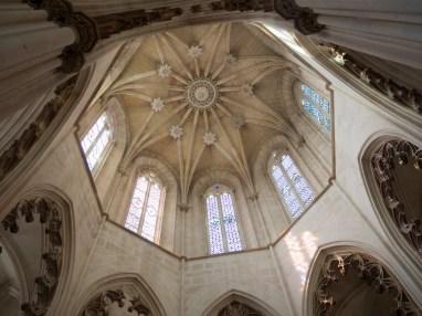 Batalha: Monastère (intérieur de l'église)