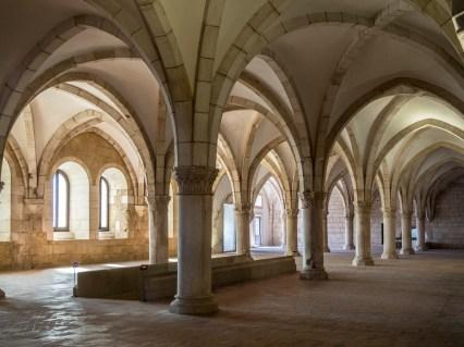 Alcobaca monastère